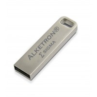 Alketron® Sigma - 64 GB Pendrive - USB 2.0 | with Metal Body